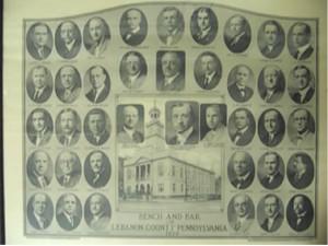 1920's Bar Members